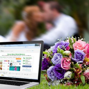 Planning your wedding online