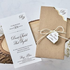 Wedding Cards – the first intimation of a wedding